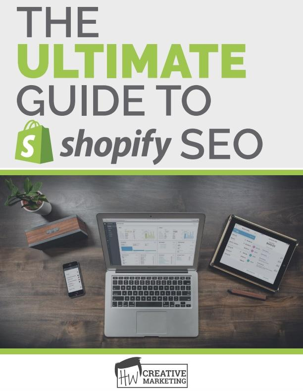 The Ultimate Guide to Shopify SEO