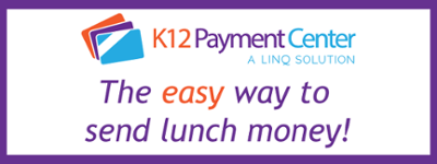 K12PaymentCenter.com - The easy way to send lunch money!
