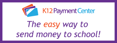 K12PaymentCenter.com - The easy way to send money to school!