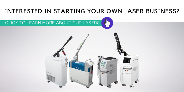 Start Laser Business Astanza Laser