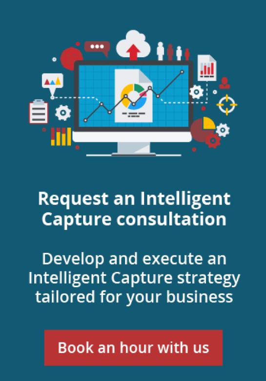 Request an Intelligent Capture Consultation