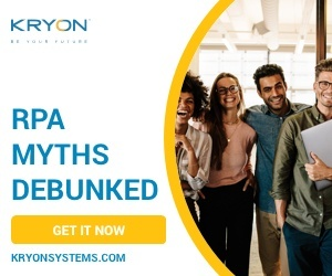 Free eBook: RPA Myths Debunked