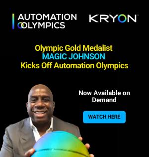 Kryon Automation Olympics