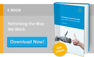 Free eBook: Rethinking the way we work