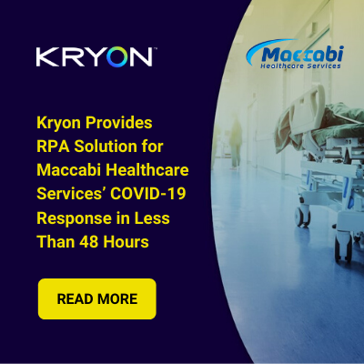 Kryon-provides-RPA-solution-for-Maccabi-Healthcare-in-48h