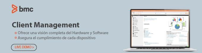 Client Management - Solicita una demostración