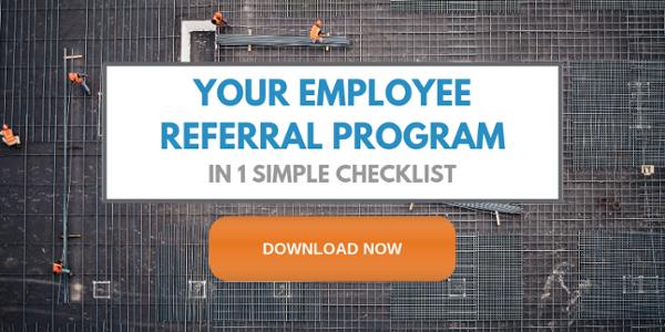 Employee Referral Checklist CTA