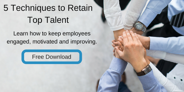 Techniques to Retain Top Talent Whitepaper