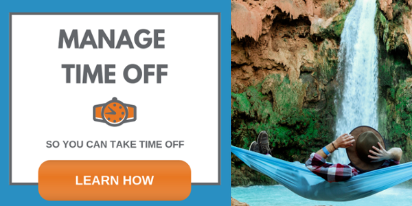 Manage Time Off CTA