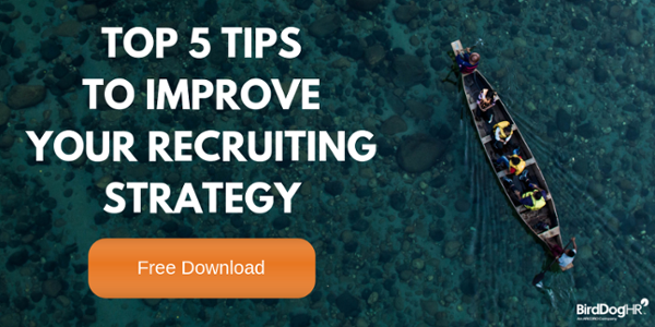Improve Your Recruiting Strategy