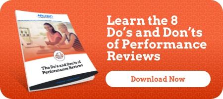 performance reviews ebook