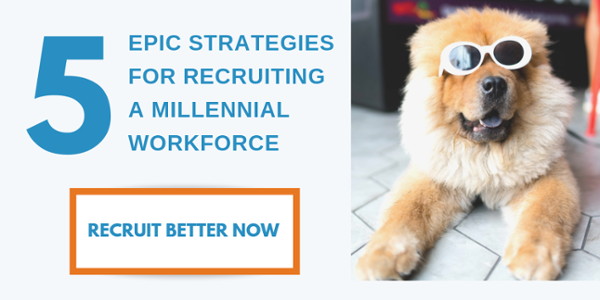 Epic Strategies for Recruiting Millennial Workforce Dog in Sunglasses Download