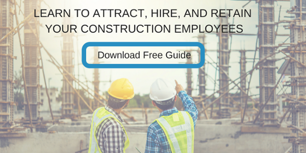 Recruiting in the Construction Industry Free Guide Whitepaper