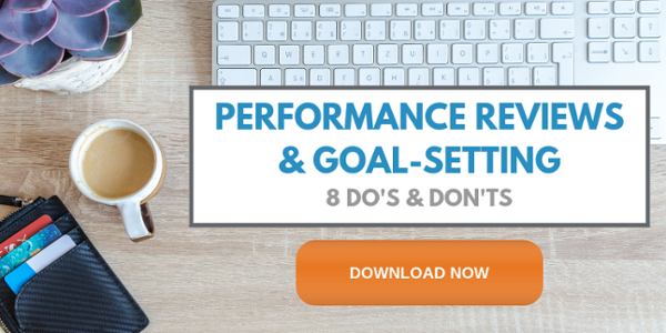 Performance Reviews and Goal Setting