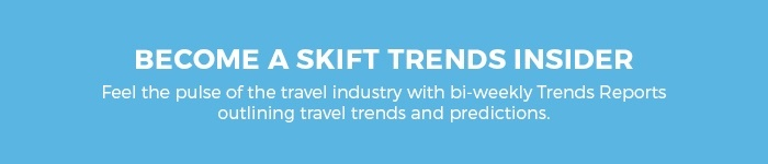 Become a Skift Trends Insider