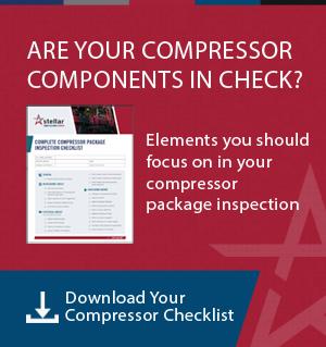 Stellar Compressor Checklist