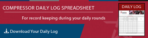 compressor-daily-log-spreadsheet