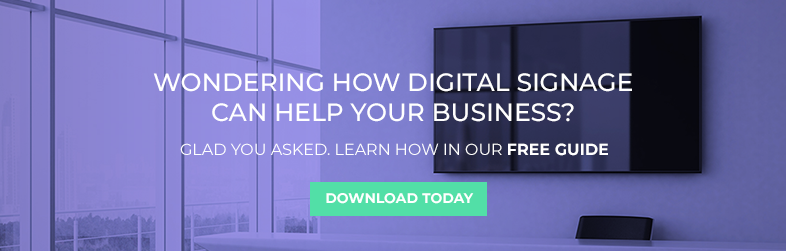 Ultimate Guide to Digital Signage