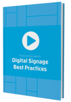 download our quick and easy guide to digital signage