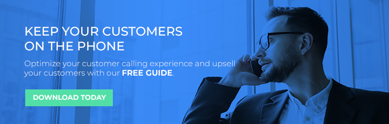 eBook- Optimizing the customer calling experience