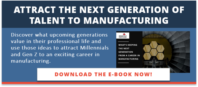 Career in Manufacturing E-book