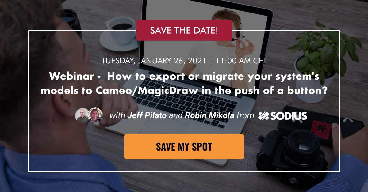Save your spot at our free webinar on January 26th