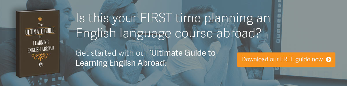 The Ultimate FREE Guide to Learning English Abroad