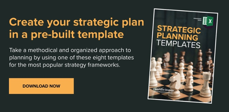 A Really Helpful Strategic Planning Example