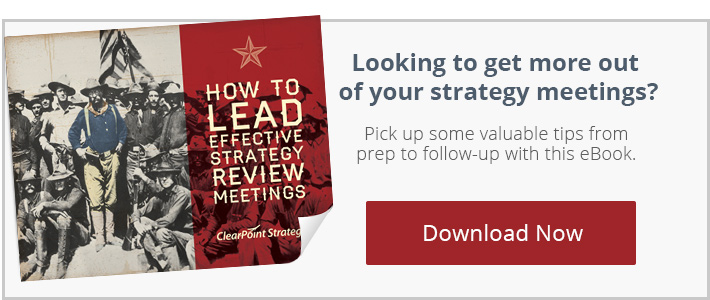 Download: How To Lead Effective Strategy Review Meetings
