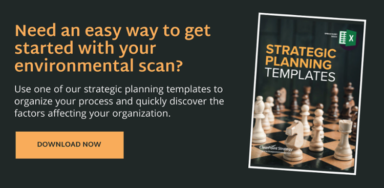 How To Identify External Factors That May Affect Your Strategic Plan