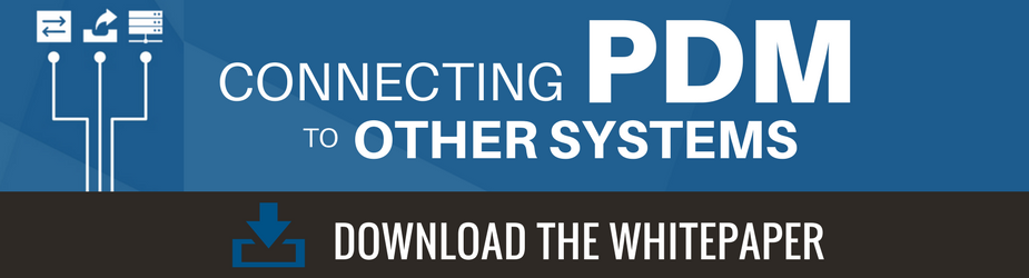 Connecting PDM to Other Systems Whitepaper