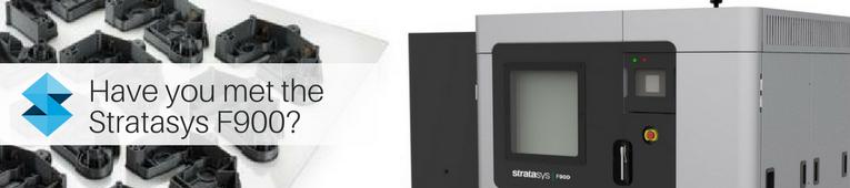 Stratasys F900 FDM Machine