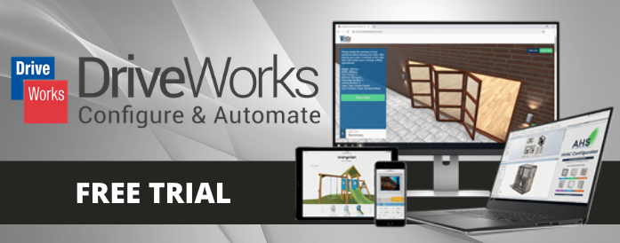 DriveWorks Free Trial