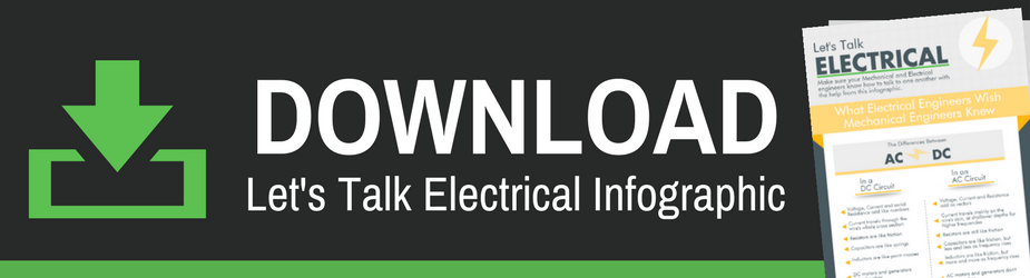 Let's Talk Electrical Infographic