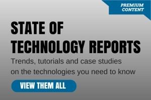 Control Design State of Technology Reports for machine builders