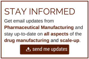 Pharmaceutical Manufacturing eNews