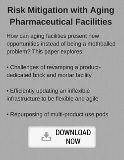 Risk Mitigation with Aging Pharma Facilities