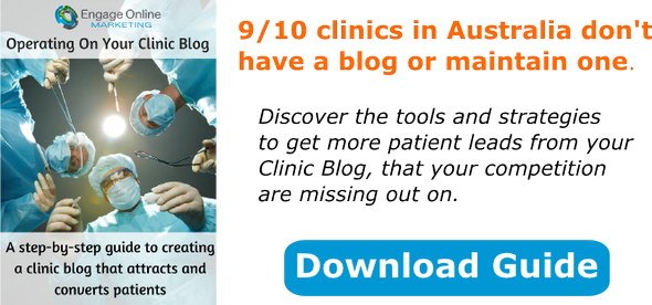 Download your free clinic blog guide now