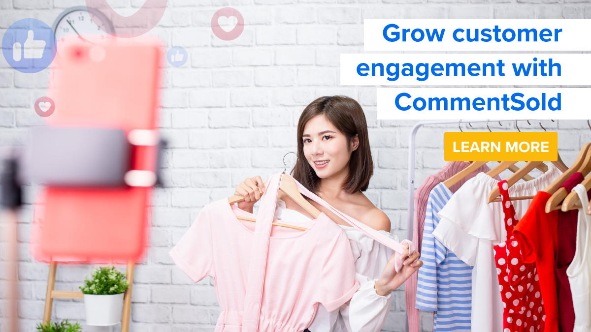 Grow customer engagement with CommentSold