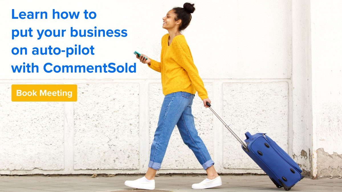 Learn how to put your business on auto-pilot with CommentSold