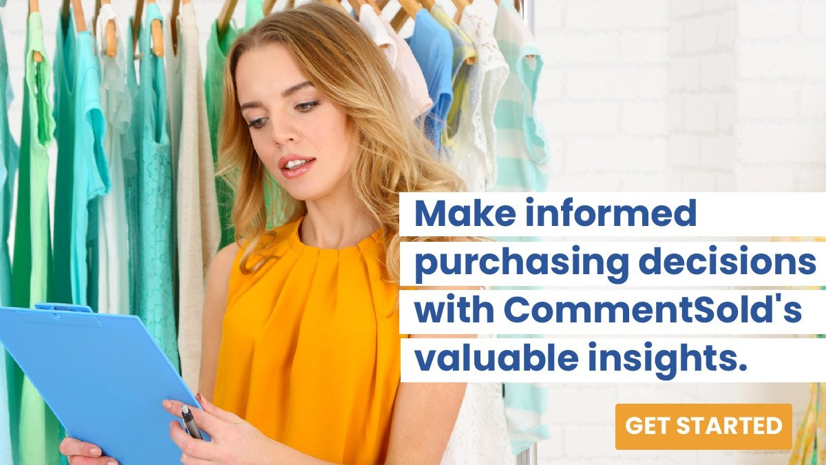 Make informed purchasing decisions with CommentSold