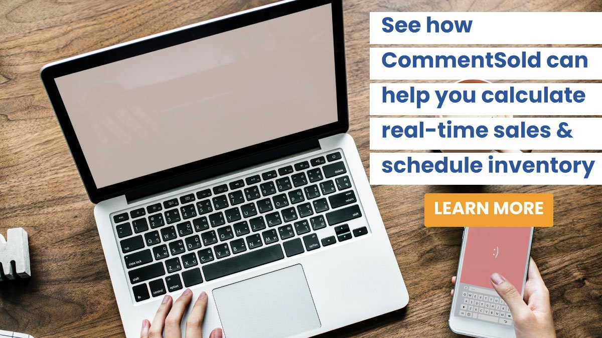 See how CS can help you calculate real-time sales & schedule inventory