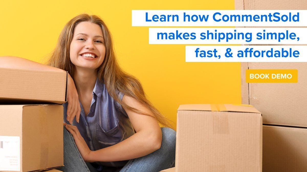 Learn how CommentSold makes shipping simple, fast, and affordable.
