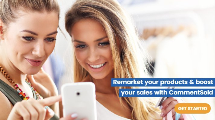 Use dynamic ads & boost your sales with CommentSold