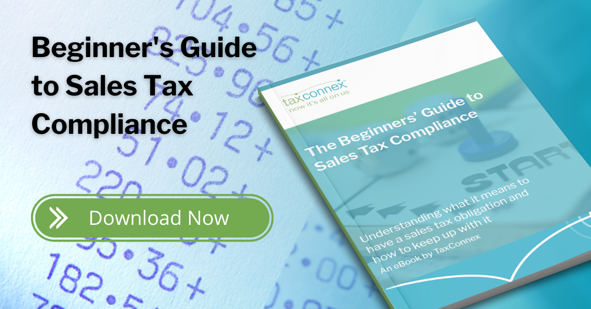 beginner's guide to sales tax ebook - cta