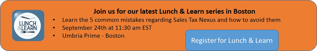 Lunch and Learn Boston