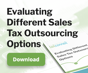 white paper - evaluating different sales tax outsourcing issues