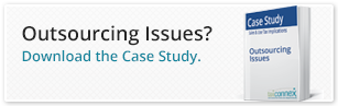 Outsourcing issues - case study
