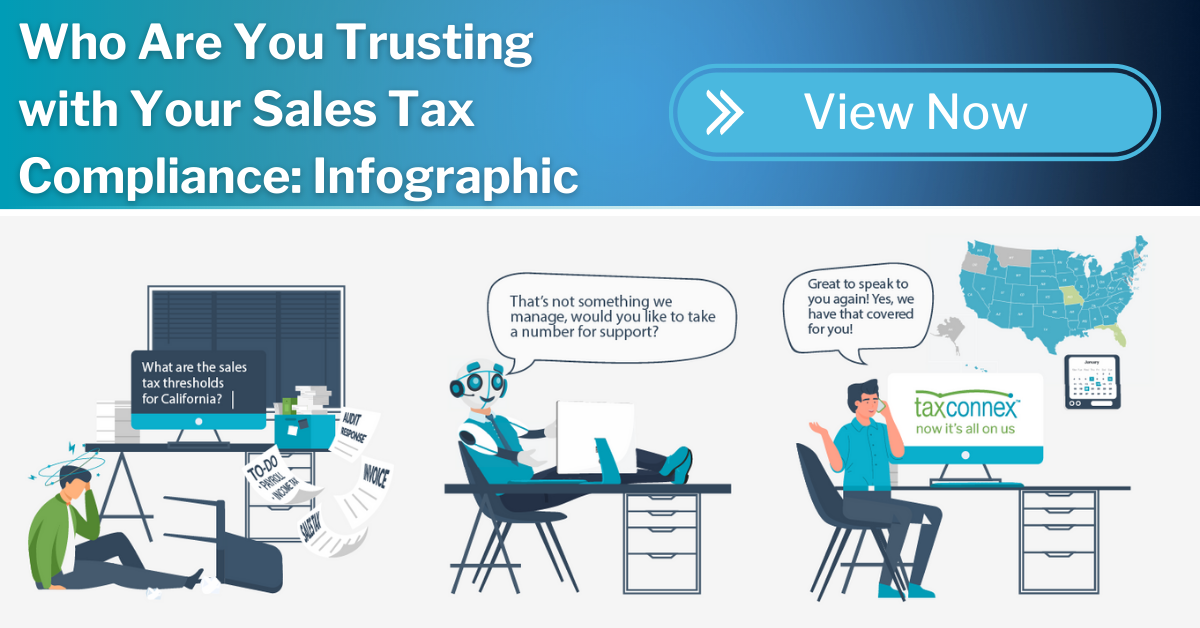 who are you trusting with your sales tax compliance - industry page cta