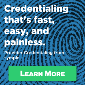 Provider Credentialing from symplr